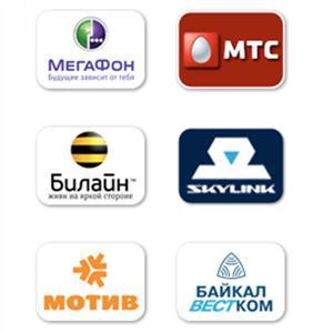 Операторы сотовой связи Камышина
