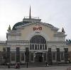 Железнодорожные вокзалы в Камышине