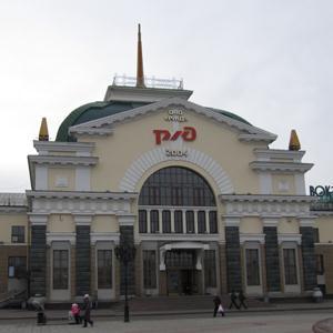Железнодорожные вокзалы Камышина